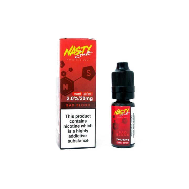 Bad Blood Nicotine Salt by Nasty Juice