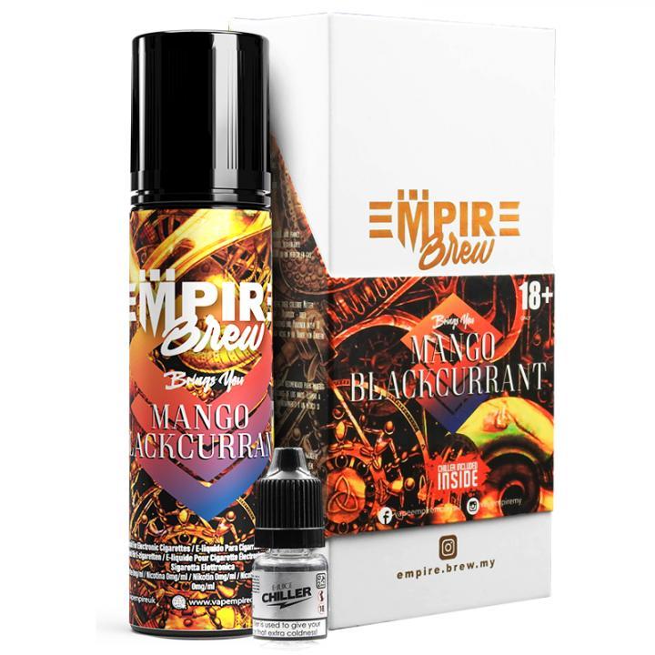 Mango Blackcurrant Shortfill by Empire Brew