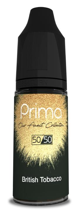 British Tobacco Regular 10ml by Prima