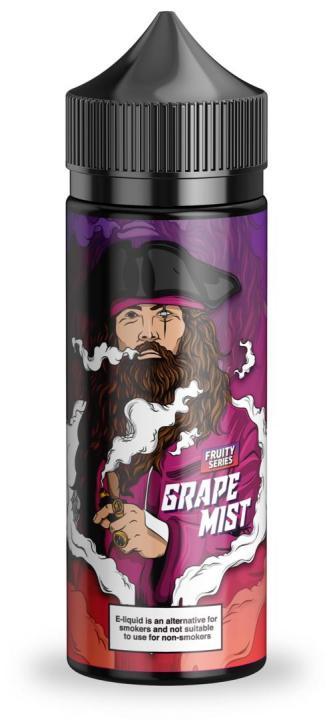 Grape Mist Shortfill by Mr Juicer