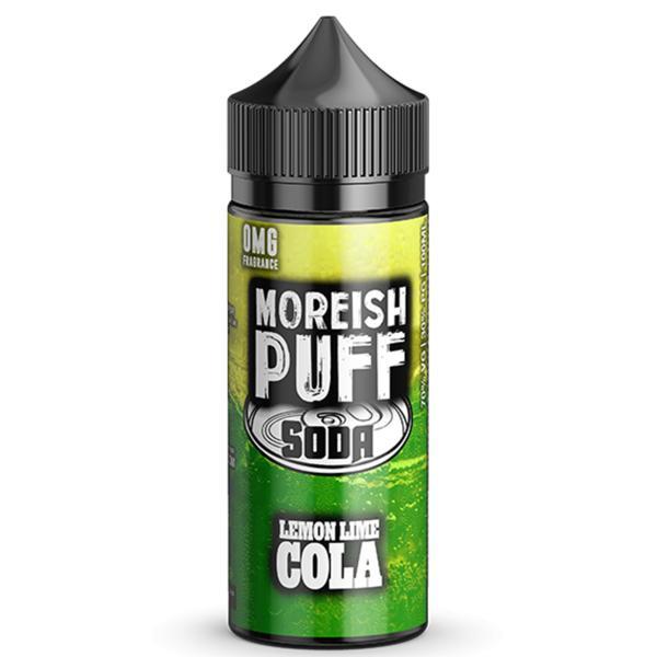 Lemon Lime Cola Shortfill by Moreish Puff