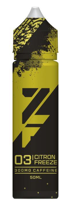 Citron Freeze Shortfill by Zap!