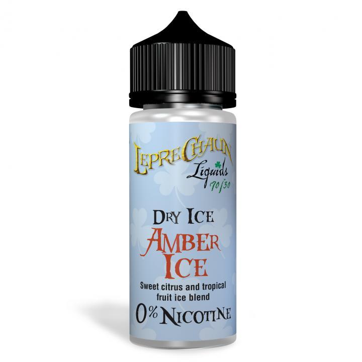 Amber Ice Shortfill by Leprechaun Liquids