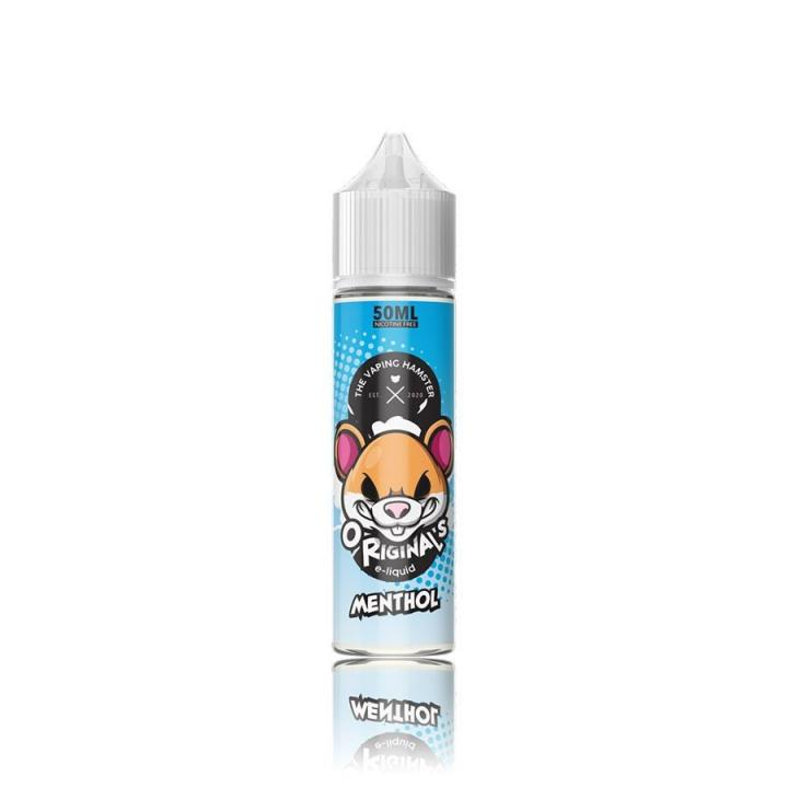 Menthol Shortfill by The Vaping Hamster