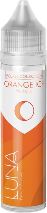 Orange Ice Shortfill by Luna E Liquids