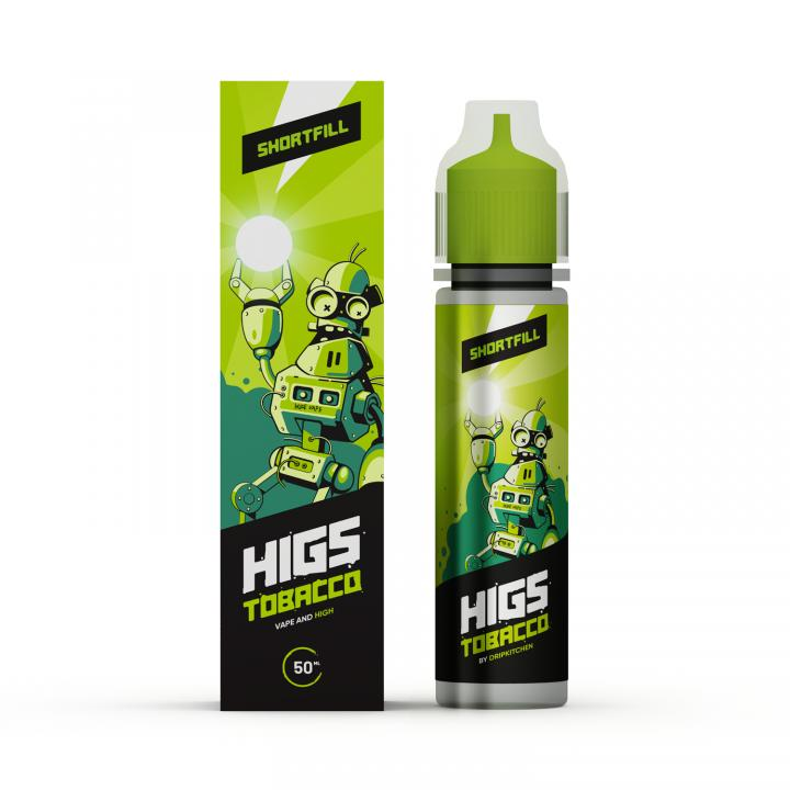 Tobacco Shortfill by HIGS