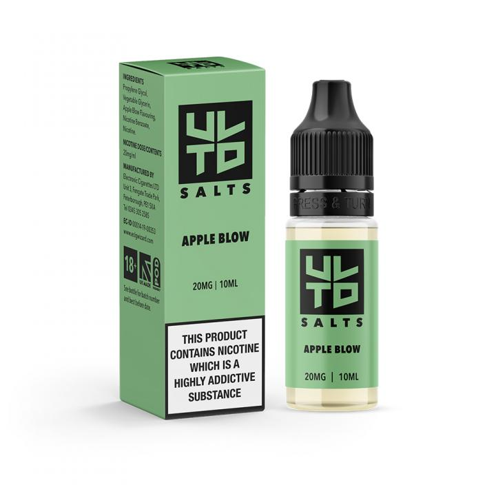 Apple Blow Nicotine Salt by ULTD