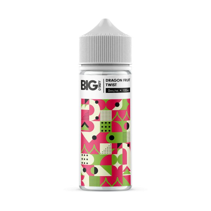Dragon Fruit Twist Shortfill by Big Tasty